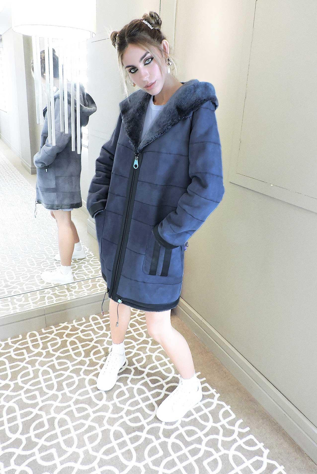 21134-85cm Merino Blue Brisa