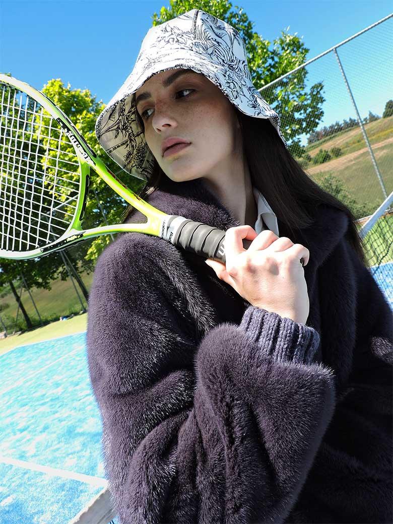 New jacket code: Relaxed femininity